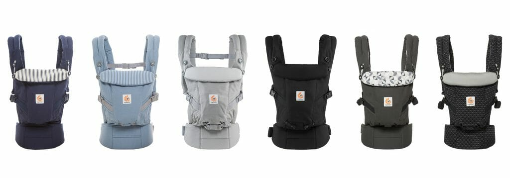 Ergobaby Adapt Baby Carrier | Product Line Up