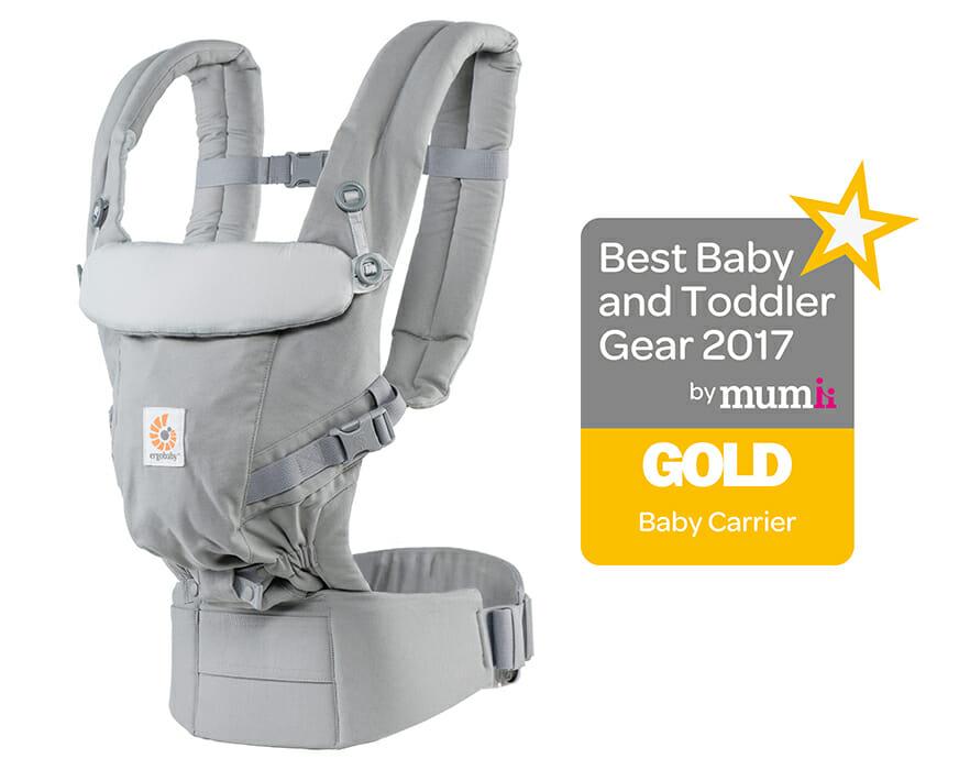 Best Baby Carrier 2017 | Ergobaby Adapt