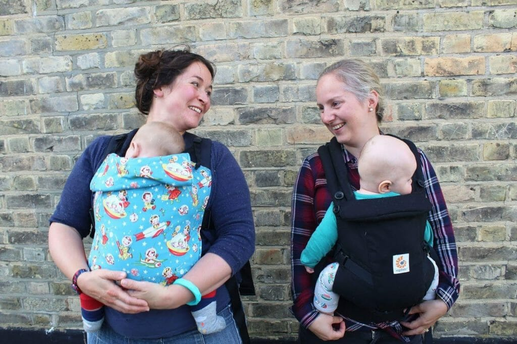 Wear My Baby | Tooting Sling Meet Jan 2017