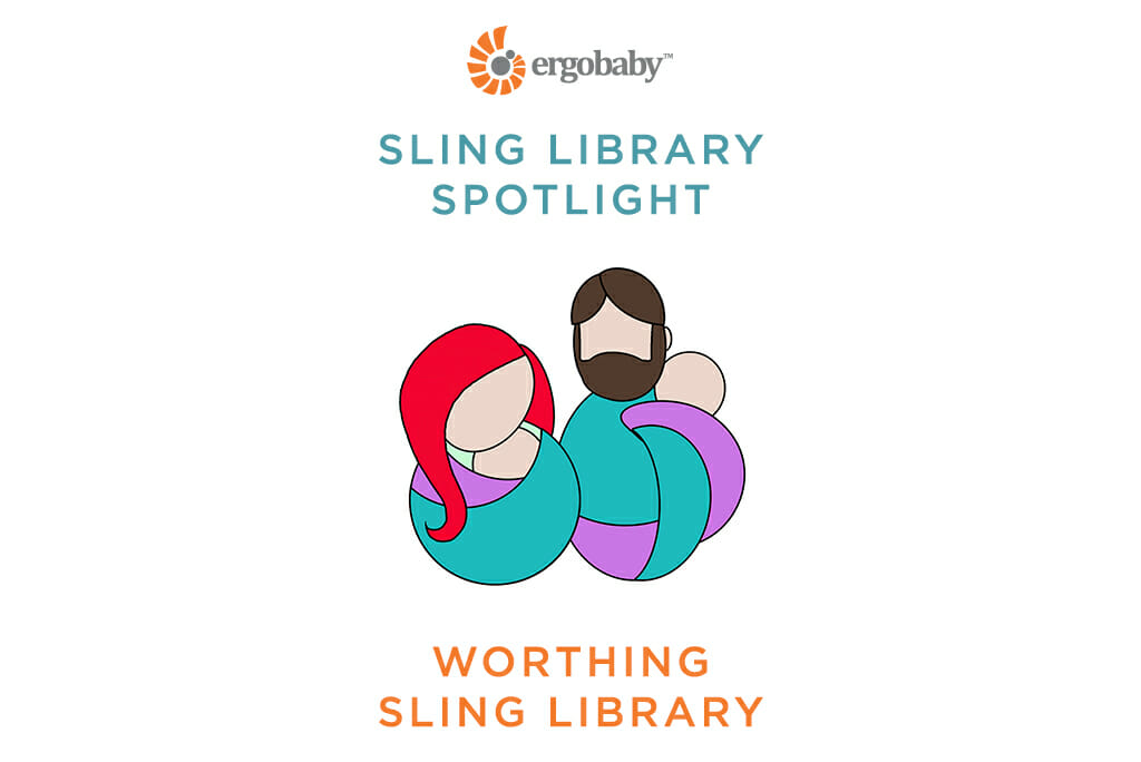 Ergobaby UK | Sling Library Spotlight | Worthing Sling Library