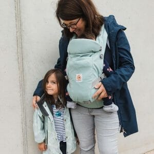Adapt Baby Carrier | @youdid.blog