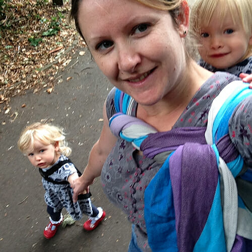 Coventry Slings | Ergobaby UK | Sling Library Spotlight