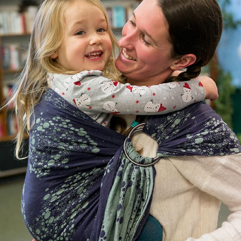 Coventry Slings | Ergobaby UK | Sling Library Spotlight