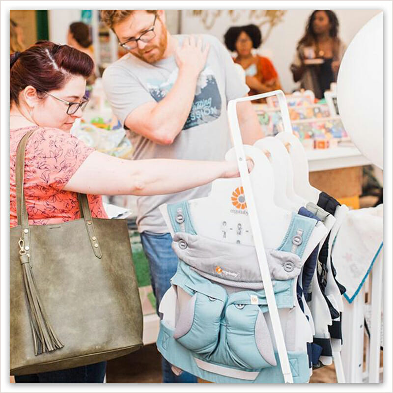 5 Reasons to Visit A Baby Show | Grab Show Exclusive Savings | Ergobaby UK