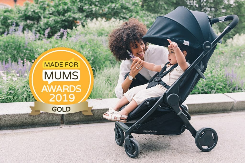 Ergobaby UK | Made for Mum Awards 2019 | Ergobaby Metro Compact City Stroller