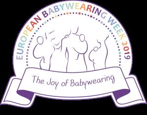 European Babywearing Week 2019   #EBW2019