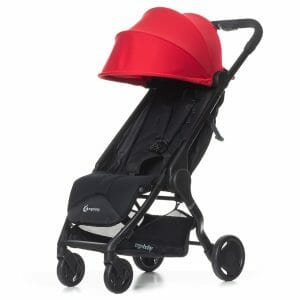 Ergobaby Metro Compact City Stroller | Red