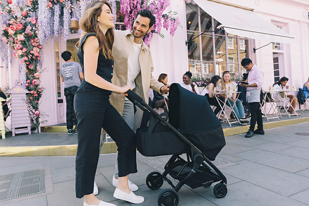 Ergobaby | Metro Stroller with Newborn Kit