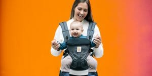 Ergobaby | Omni 360 Baby Carrier Charcoal