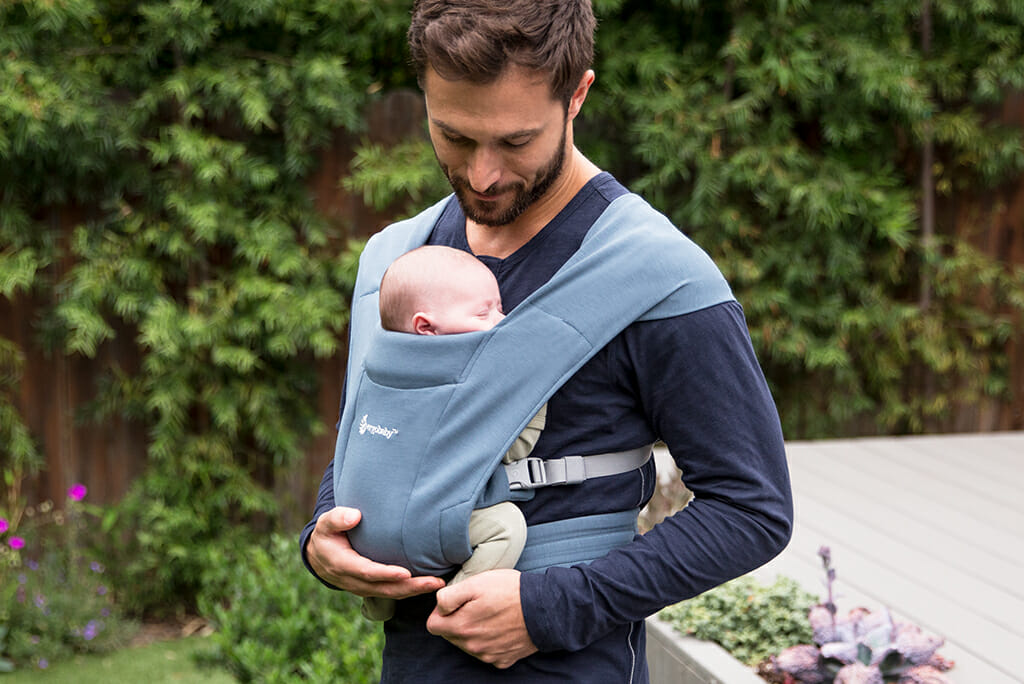 Ergobaby Embrace Newborn Baby Carrier