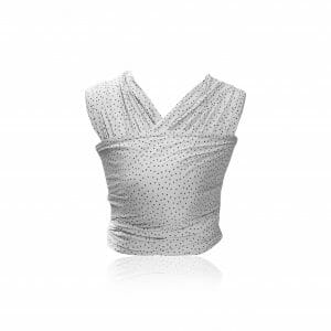 Aura Baby Wrap in Twinkle Silver | Ergobaby UK