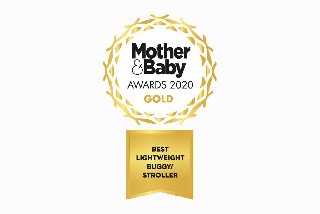 Ergobaby Metro Compact City Stroller | Mother & Baby 2020 Awards